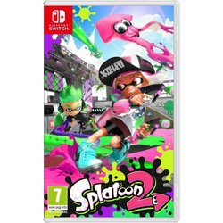 Hra Nintendo SWITCH Splatoon 2