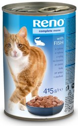 RENO chunks CAT RYBA 415 g