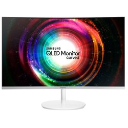 "Monitor Samsung C27H711 27"",LED, VA, 4ms, 300cd/m2, 2560 x 1440,DP,"
