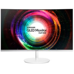 "Monitor Samsung C32H711 32"",LED, VA, 4ms, 3000:1, 300cd/m2, 2560 x 1440,DP,"