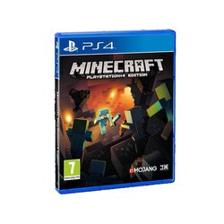 Hra Sony PlayStation 4 Minecraft
