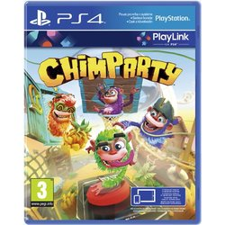 Hra Sony PlayStation 4 Chimparty