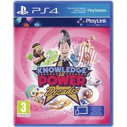 Hra Sony PlayStation 4 Knowledge is Power Decades
