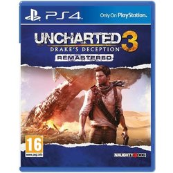 Hra Sony PlayStation 4 Uncharted 3: Drake's Deception