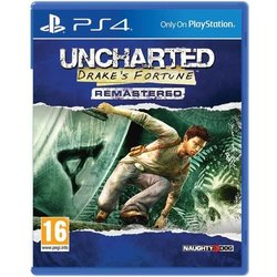 Hra Sony PlayStation 4 Uncharted: Drake's Fortune