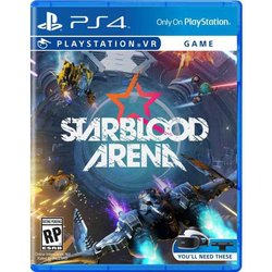Hra Sony PlayStation VR StarBlood Arena (PS4)