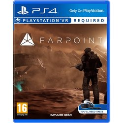 Hra Sony PlayStation VR Farpoint (PS4)