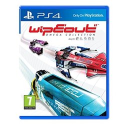 Hra Sony PlayStation 4 WipEout Omega Collection