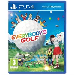 Hra Sony PlayStation 4 Everybody's Golf