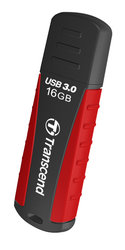 Flash USB Transcend JetFlash 810 16GB USB 3.0 - červený