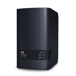 Datové uložiště (NAS) Western Digital My Cloud EX2 Ultra
