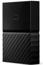 "HDD ext. 2,5"" Western Digital My Passport 3TB - černý"