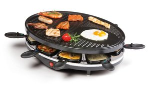 Raclette gril pro 8 osob Domo DO 9038 G