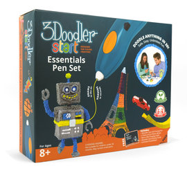 3D pero 3Doodler Start Essential Pen Set (DODESSTER)