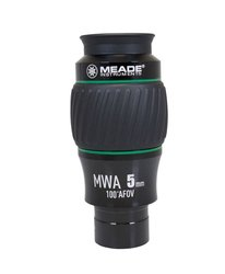 "Meade Series 5000 Mega WA 5mm 1.25"" Eyepiece"